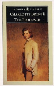 Charlotte Bronte The Professor 1989 Book Postcard