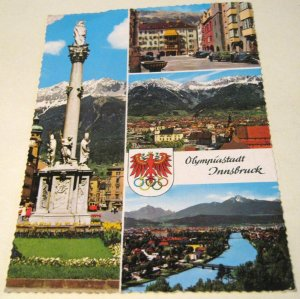 Austria Olympiastadt Innsbruck - posted