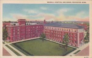 Minnesota Rochester Worrell Hospital And Annex