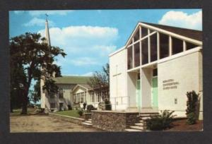 RI Congregational Church BARRINGTON RHODE ISLAND PC