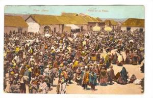 Fair-Day, Main Street of Huancayo, Peru, 00-10