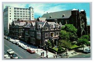 Vintage 1940's Postcard St. Patrick's Church Washington DC