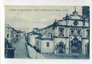 3144752 PORTUGAL Azores ACORES S.Miguel Rua da Misericordia OLD