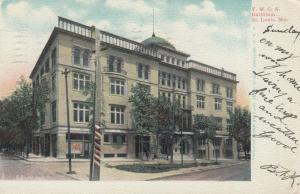 ST. LOUIS, Missouri, 1909 ; Y.M.C.A. Building