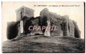 Old Postcard Chateau Mauvezin Capvern