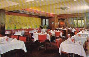 Delaware Wilmington The Dover Room Of The English Grill Restaurant