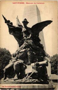 CPA Saint Etienne. Monument des Combattants. (665441)