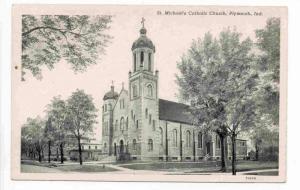 St. Michael's Catholic Church, Plymouth, Indiana, 00-10s