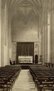 DC - Washington. Washington Cathedral, Chapel of St Mary