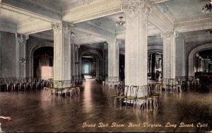 California Long Beach Hotel Victoria Grand Ball Room