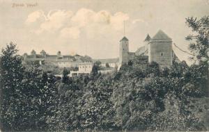 Czech Republic Zamek Veveri 02.21