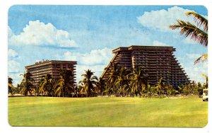 Mexico - Acapulco. Hotel Acapulco Princess, Golf Club