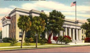 Florida Bradenton Manatee County Court House