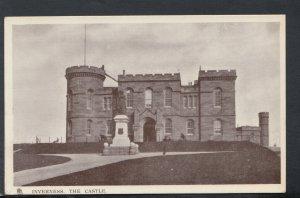 Scotland Postcard - Inverness - The Castle RS19302