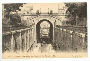 Perspective Du Tunnel, The Tunnel, Le Mans (Sarthe), France, 1900-1910s