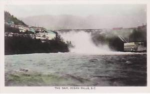 RP, The Dam, Ocean Falls, British Columbia, Canada, 1930-1940s