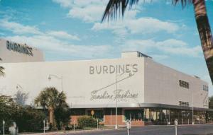 MIAMI BEACH , Florida , 1967 ; Burdine's Store