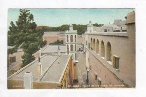 ALGER. Palais de la Casbah, les minarets, 00-10s