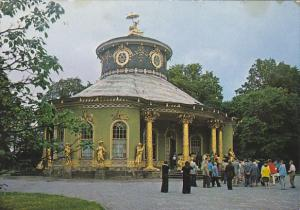 Germany Potsdam Schlosspark Sanssouci Teehaus