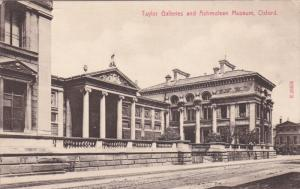 Taylor Galleries and Ashmolean Museum, OXFORD, Oxfordshire, England, United K...