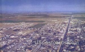 Tracy, California, Postcard       ;       Tracy, CA Post Card