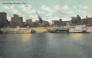 MEMPHIS , Tennessee, 1910 ; Approaching