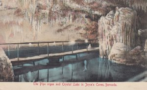Pipe Organ & Crystal Lake , Joyce's Caves , Bermuda , 00-10s