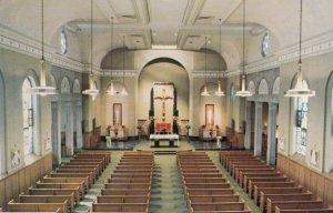 BALTIMORE , Maryland , 1950-60s ; Notre Dame Motherhouse , interior
