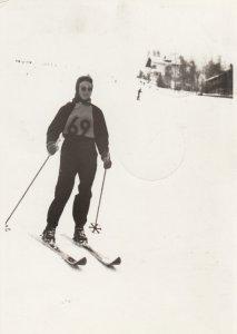 RP: Skiing , Tirol , Austria , 1953