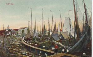 Fishing boats, Volendam , Netherlands, 00-10s
