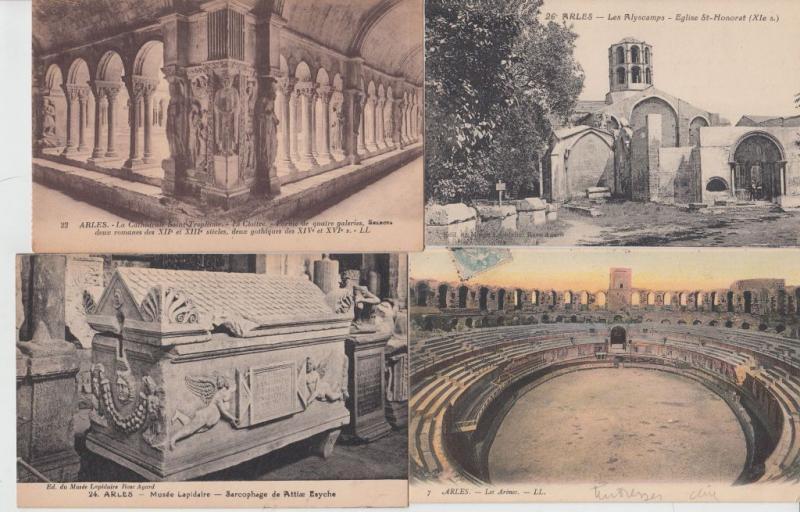 ARLES (DEP.13) 1000 Cartes Postales 1900-1940