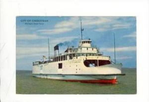City of Cheboygan, Michigan, State Ferry, 1940-60s