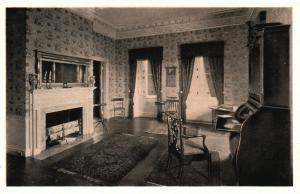 Thomaston, Maine, ME, Montpelier, Library, Unused Vintage Postcard f8586