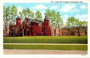 Ohio Painesville Lake Erie College 1946 Curteich