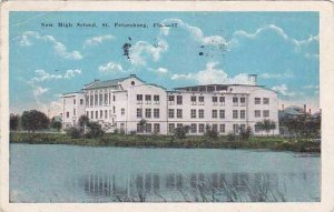 Florida Saint Petersburg New High School 1925