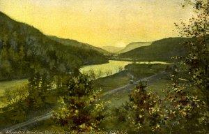 NY - Adirondacks, Upper Hudson, D & H Railroad