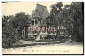 Old Postcard Dives Sur Mer Bossettes