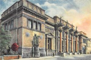 Belgium Brussels Musee des Beaux-Arts, Art Galleries Fine Art Museum