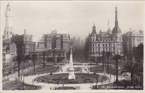 RP, Plaza Mayo, Buenos Aires, Argentina, 1920-1940s