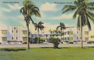 Liberty Arms Hotel , MIAMI BEACH , Florida , 30-40s
