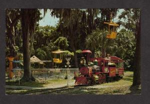 FL Masterpiece Train Amusement Park LAKE WALES FLORIDA