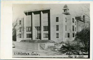 CO - Littleton, Arapahoe County Courthouse    *RPPC