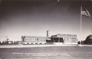 RP; GAYLORD, Michigan; Otsego County Memorial Hospital, 1930-1940s
