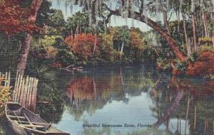 Florida Way Down Upon The Suwannee River Far Far Away