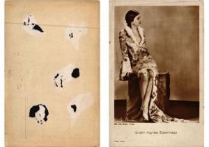 CPA AK Grafin Agnes Esterhazy Ross-Verlag 3434/2 FILM STAR (594972)