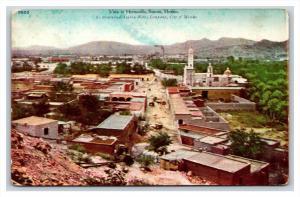MEXICO    Sonora  Vista in Herrmosillo