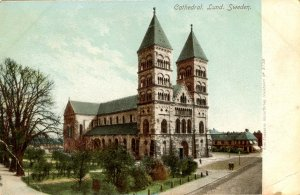 Sweden - Lund. Cathedral