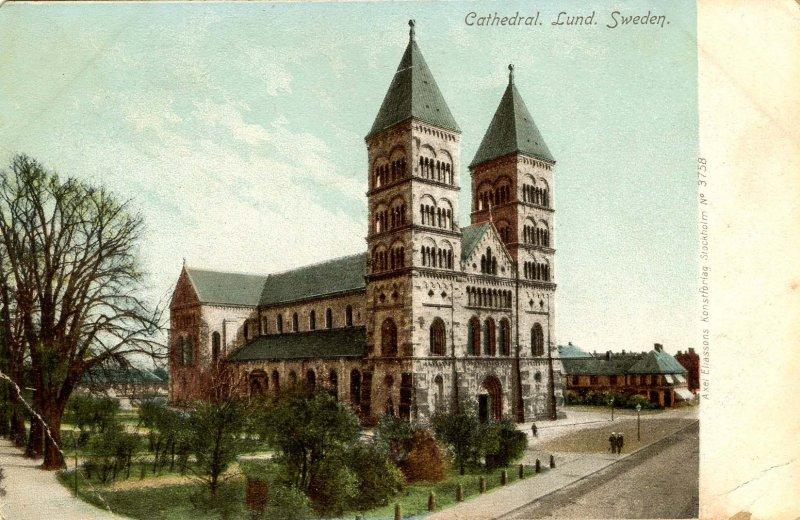 Sweden - Lund. Cathedral