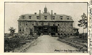 RI - Lonsdale. Abbey of Our Lady of the Valley. *DPO-Lonsdale (1838-1908) PM ...