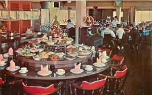 MS, Biloxi, Mississippi, Cabana Beach Motel, Sea-N-Sirloin Restaurant